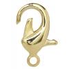 Lobster Clasp 18mm Nickel free, Lead free Hamilton Gold